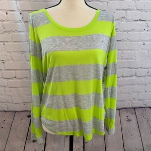 NWTO JCP Striped Long Sleeve T-Shirt